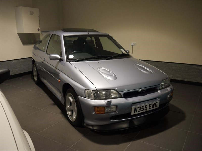 used Ford Escort RS COSWORTH LUXURY in lancashire