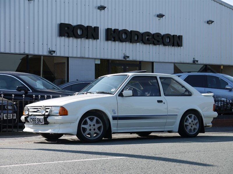 used Ford Escort RS Turbo Series 1 in lancashire