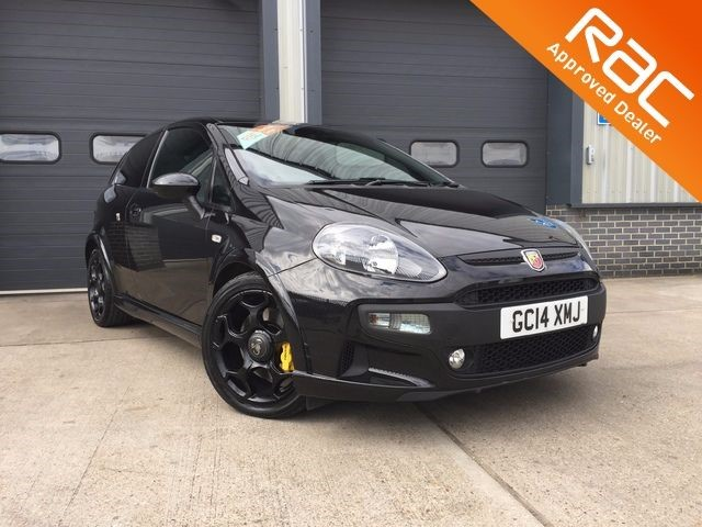 used Abarth Punto Evo SUPERSPORT in burnham-on-crouch