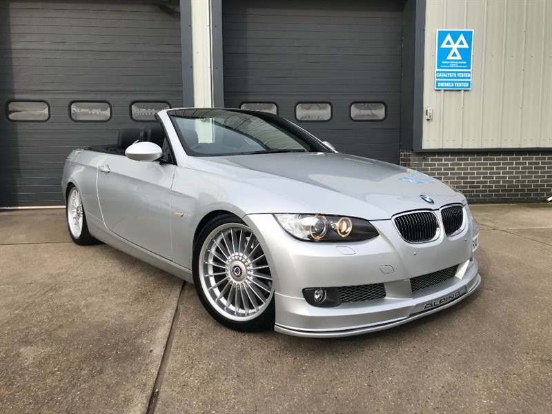 used Alpina B3 Bi-Turbo E93 in burnham-on-crouch