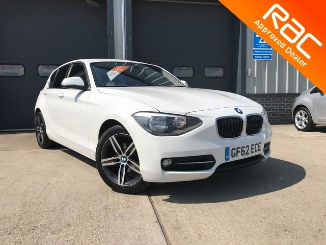 used BMW 116i SPORT in burnham-on-crouch