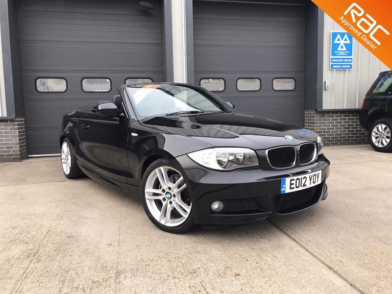 used BMW 118d M SPORT in burnham-on-crouch