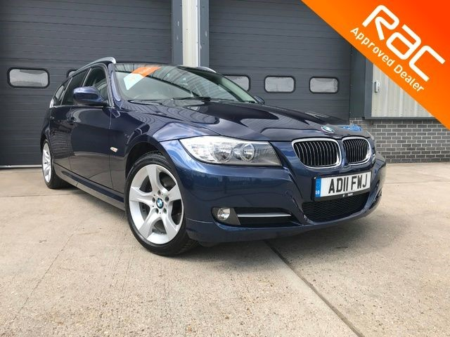 used BMW 318d EXCLUSIVE EDITION TOURING in burnham-on-crouch