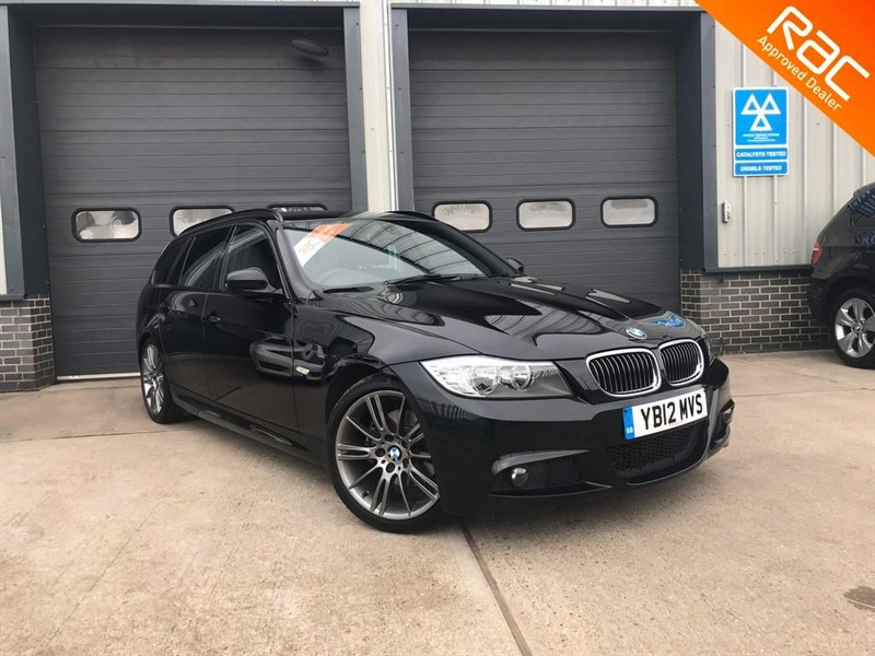 used BMW 320d SPORT PLUS EDITION TOURING in burnham-on-crouch