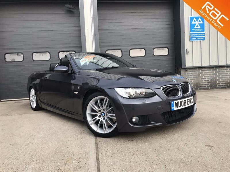used BMW 330d M SPORT in burnham-on-crouch