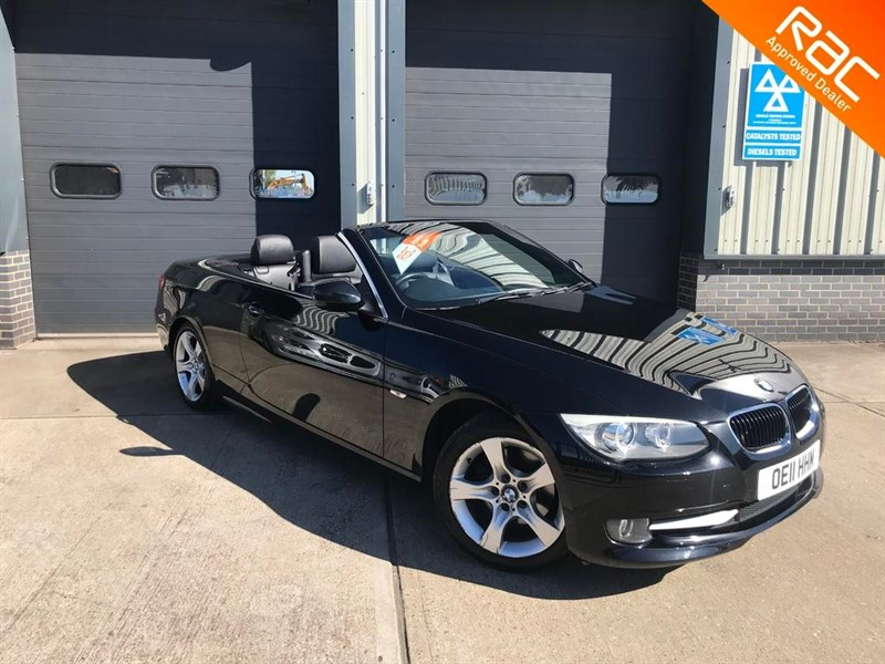 used BMW 320d SE in burnham-on-crouch