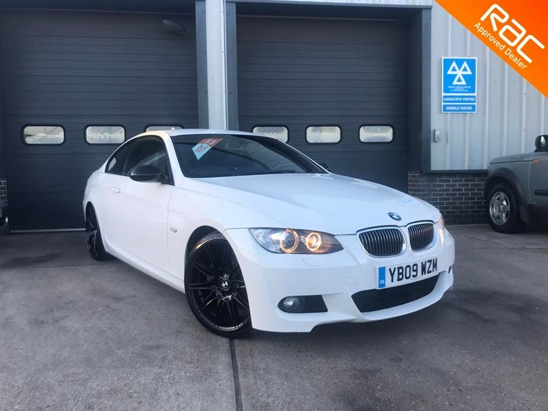 used BMW 325i M SPORT HIGHLINE in burnham-on-crouch