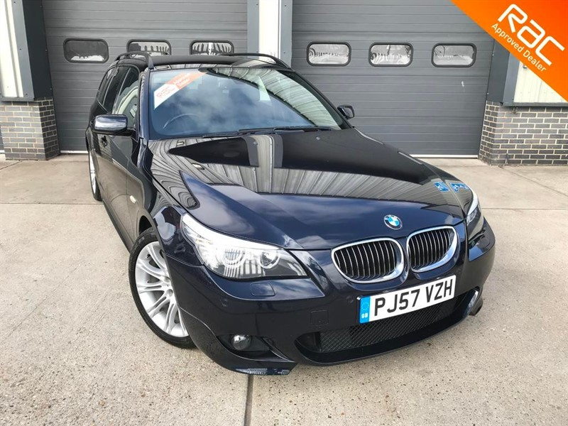 used BMW 525d M SPORT TOURING in burnham-on-crouch