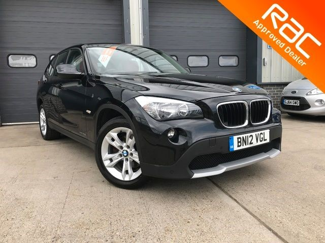 used BMW X1 SDRIVE20D SE in burnham-on-crouch