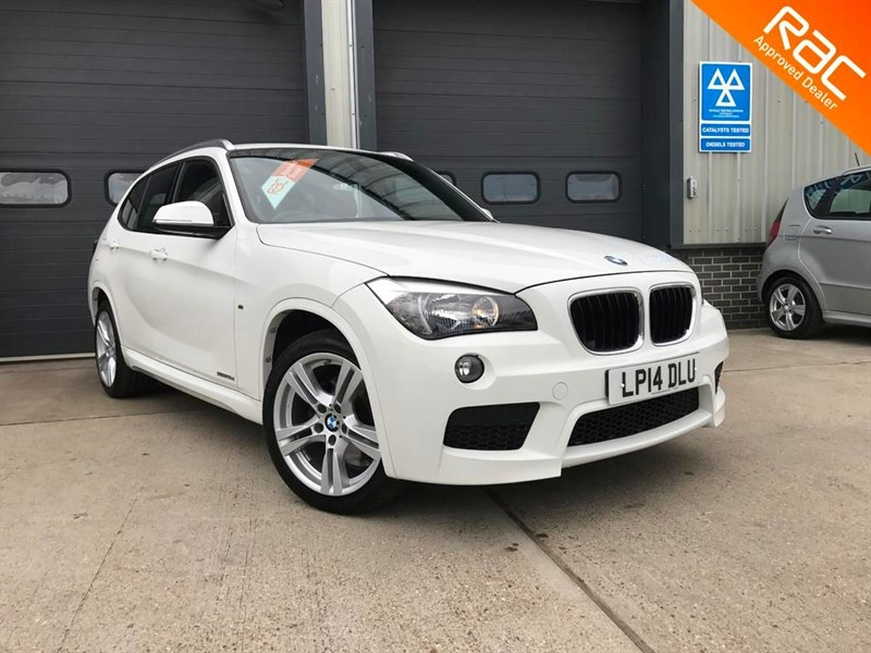 used BMW X1 SDRIVE18D M SPORT in burnham-on-crouch