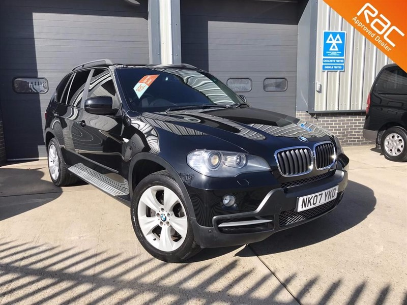 used BMW X5 D SE 5STR in burnham-on-crouch