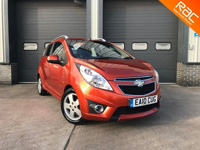 used Chevrolet Spark LT in burnham-on-crouch