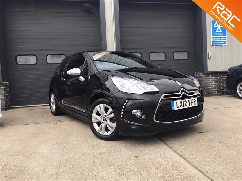 used Citroen DS3 DSTYLE in burnham-on-crouch