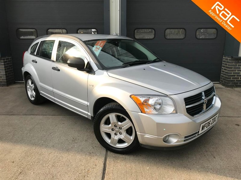 used Dodge Caliber SXT in burnham-on-crouch