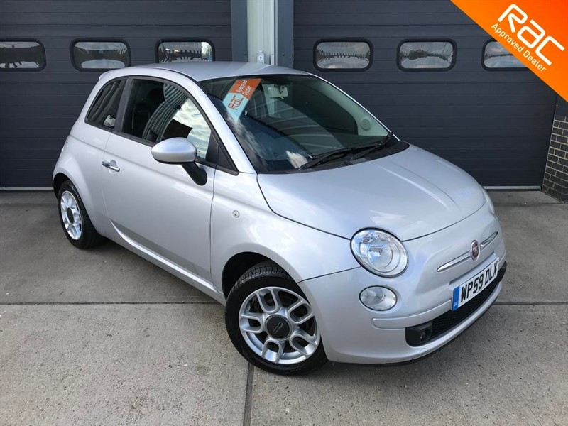 used Fiat 500 SPORT in burnham-on-crouch