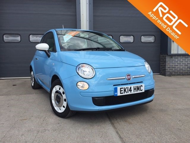 used Fiat 500 COLOUR THERAPY in burnham-on-crouch