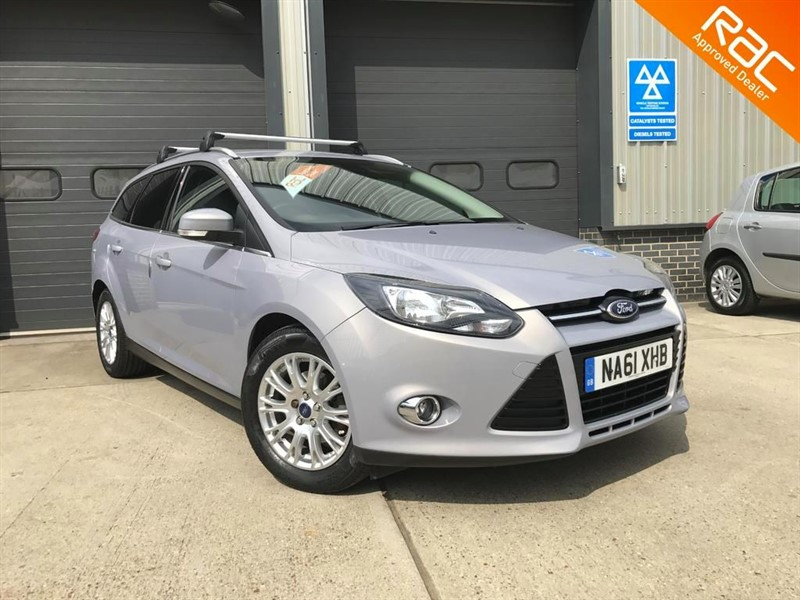 used Ford Focus TITANIUM in burnham-on-crouch