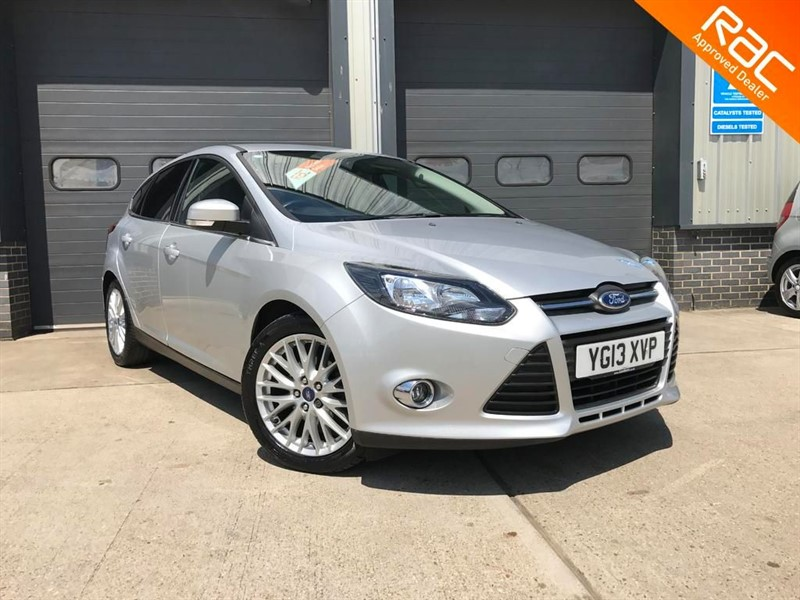 used Ford Focus ZETEC TDCI in burnham-on-crouch