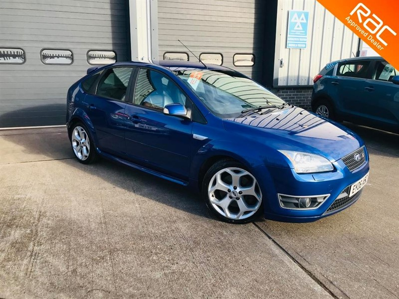 used Ford Focus ST-3 in burnham-on-crouch