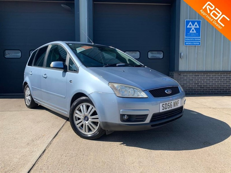 used Ford Focus GHIA in burnham-on-crouch