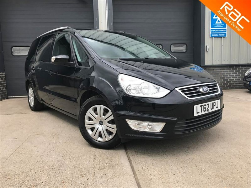 used Ford Galaxy ZETEC TDCI in burnham-on-crouch