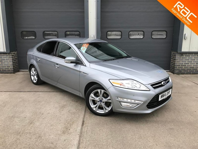 used Ford Mondeo TITANIUM X BUSINESS EDITION TDCI in burnham-on-crouch