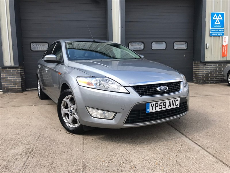 used Ford Mondeo ZETEC TDCI 140 in burnham-on-crouch