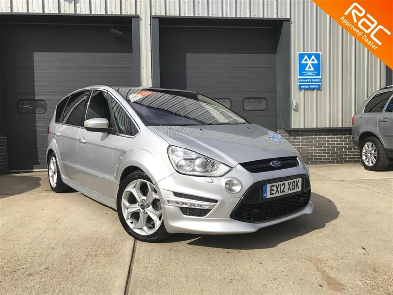 used Ford S-Max TITANIUM X SPORT TDCI in burnham-on-crouch