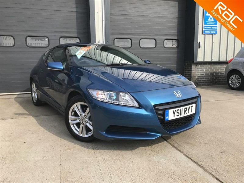 used Honda CR-Z I-VTEC IMA S in burnham-on-crouch