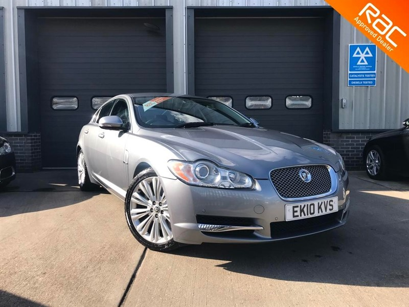 used Jaguar XF V6 PREMIUM LUXURY in burnham-on-crouch