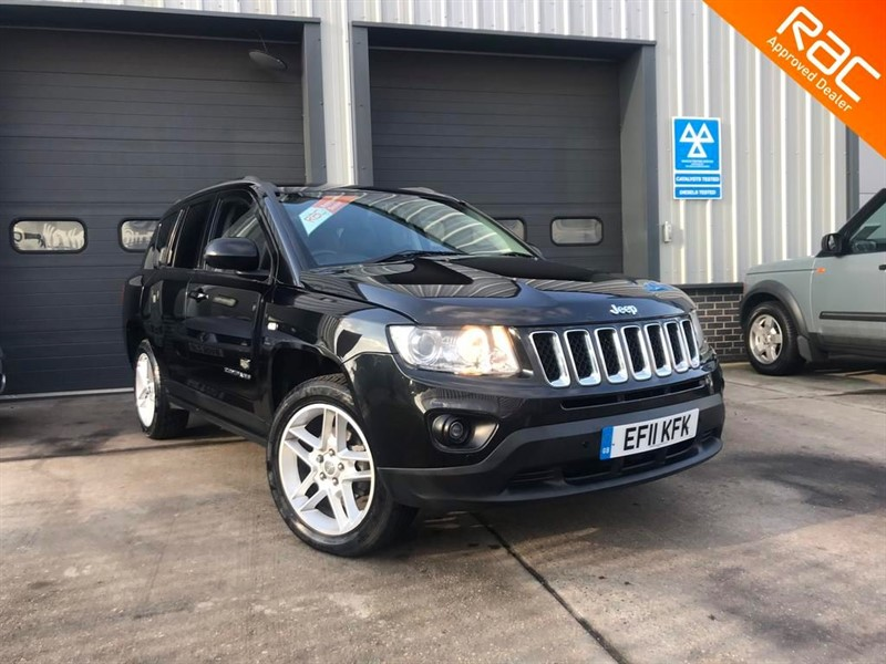 used Jeep Compass CRD 70TH ANNIVERSARY in burnham-on-crouch