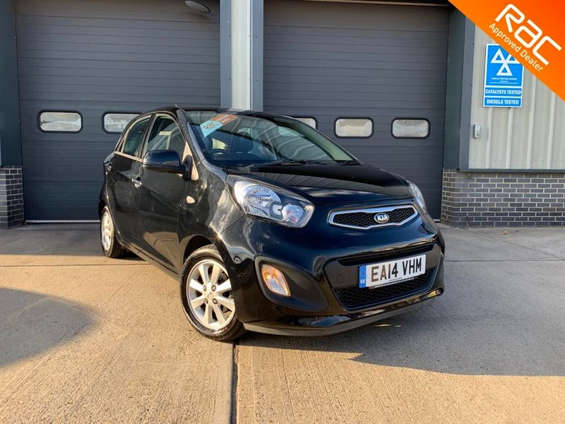 used Kia Picanto VR7 in burnham-on-crouch