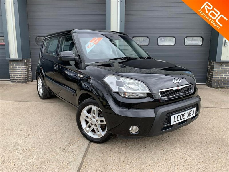 used Kia Soul 2 in burnham-on-crouch