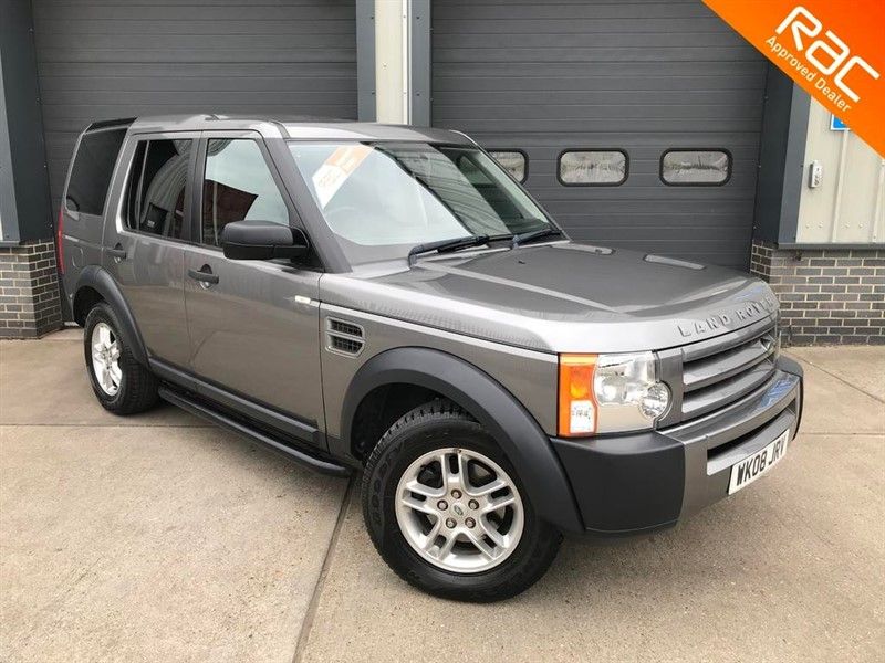 used Land Rover Discovery TDV6 GS E4 in burnham-on-crouch