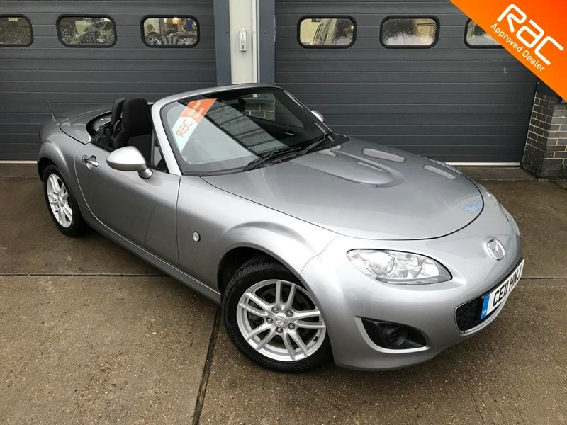 used Mazda MX-5 I ROADSTER SE in burnham-on-crouch