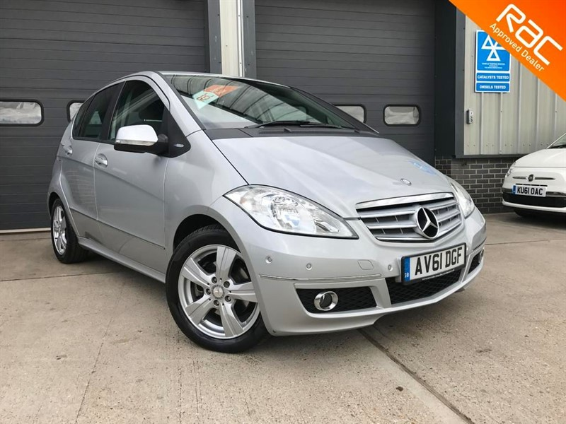 used Mercedes A160 CDI AVANTGARDE SE in burnham-on-crouch