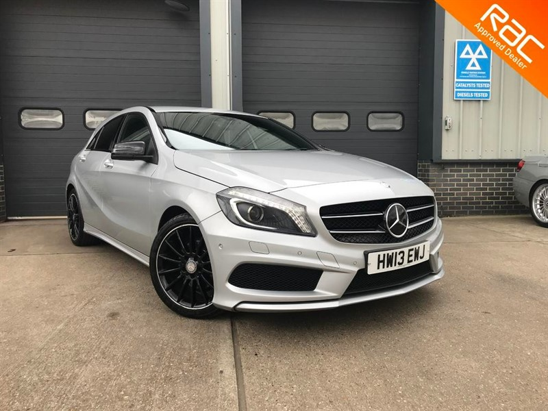 used Mercedes A200 1.8 BLUEEFFICIENCY AMG in burnham-on-crouch