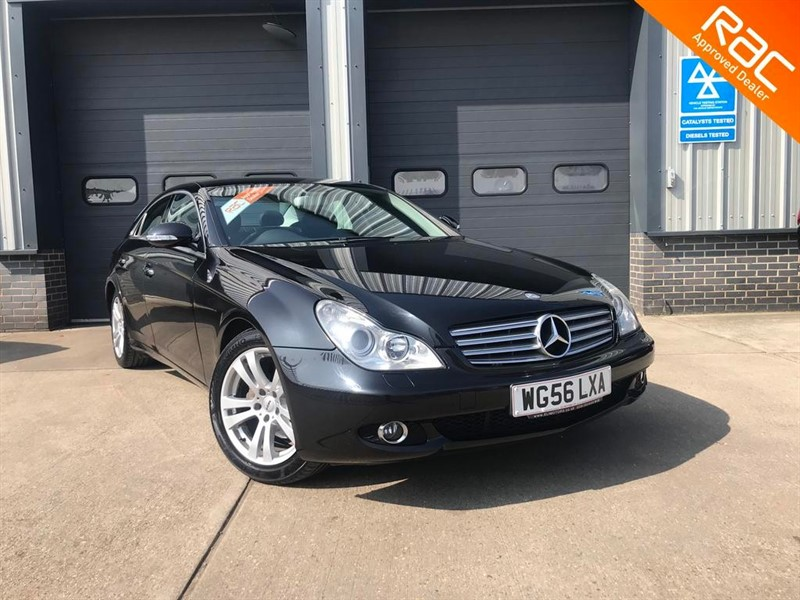 used Mercedes  CLS320 CDI in burnham-on-crouch