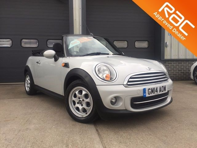 used MINI Convertible COOPER in burnham-on-crouch