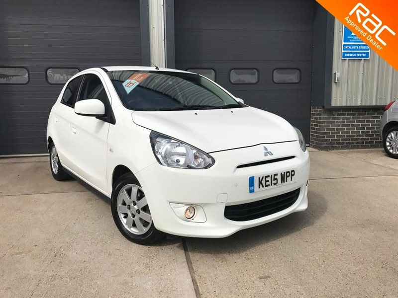used Mitsubishi Mirage 3 in burnham-on-crouch