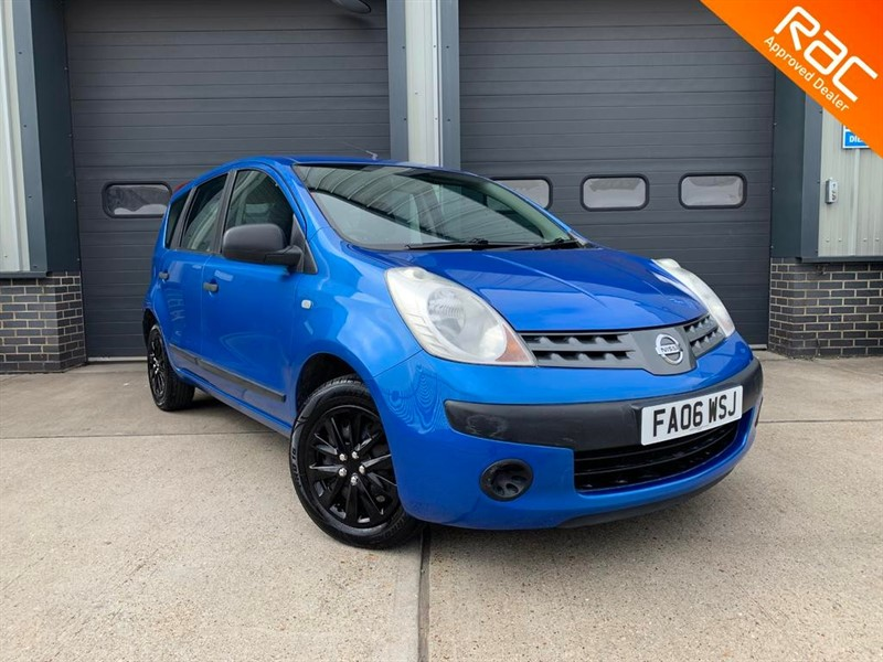 used Nissan Note S in burnham-on-crouch