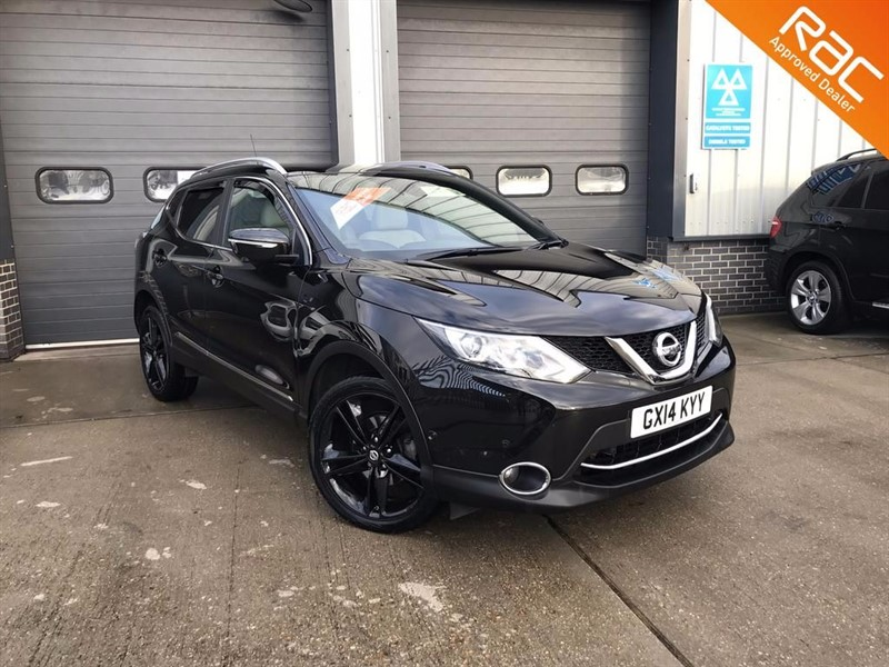 used Nissan Qashqai DCI PREMIER in burnham-on-crouch