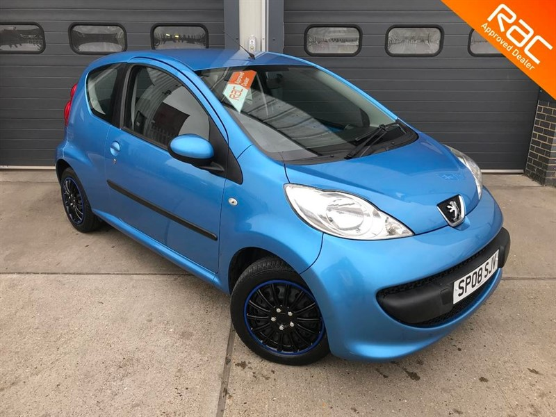used Peugeot 107 URBAN in burnham-on-crouch