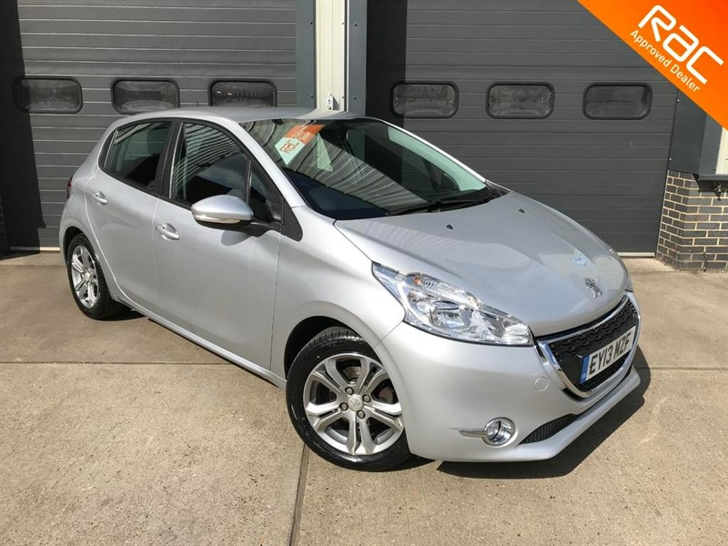 used Peugeot 208 ACTIVE in burnham-on-crouch