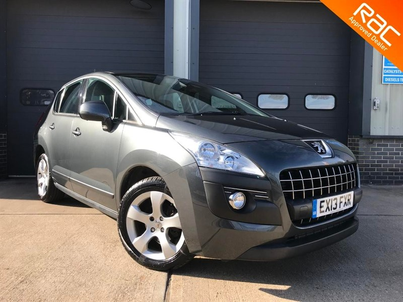 used Peugeot 3008 E-HDI ACTIVE in burnham-on-crouch