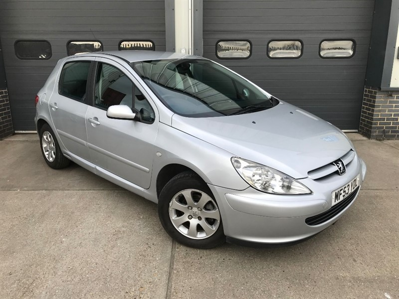 used Peugeot 307 S in burnham-on-crouch
