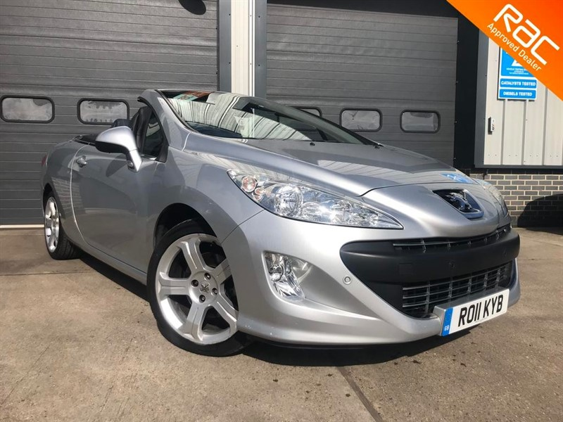 used Peugeot 308 HDI CC GT in burnham-on-crouch