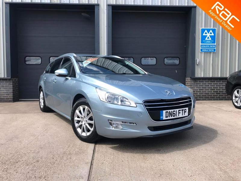 used Peugeot 508 SW HDi FAP SR 5dr in burnham-on-crouch