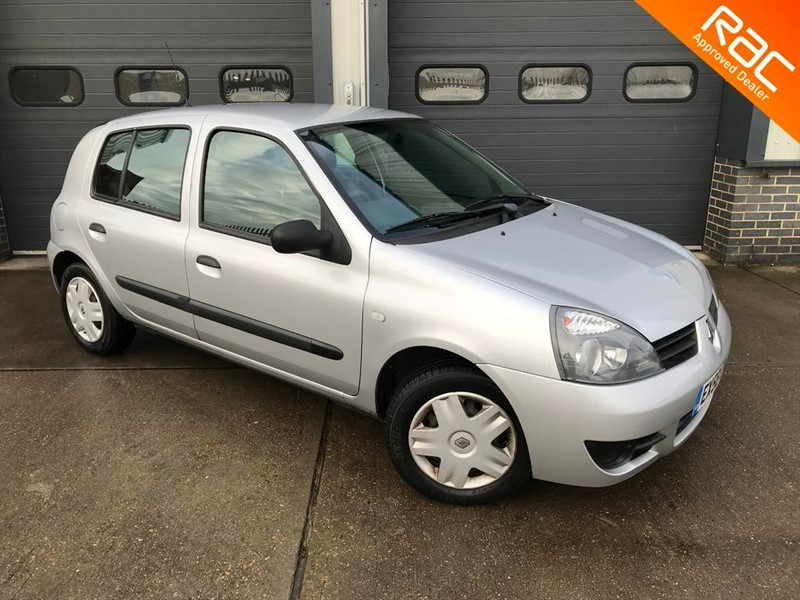 used Renault Clio CAMPUS 8V in burnham-on-crouch
