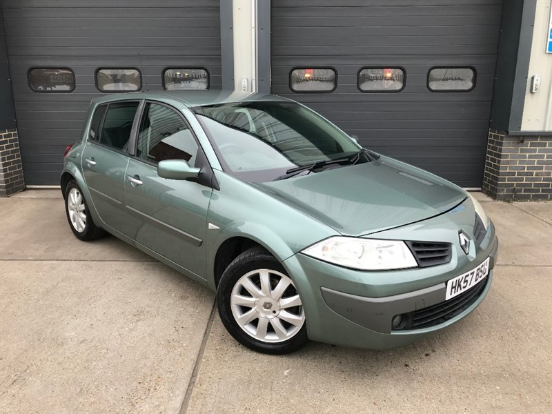used Renault Megane DYNAMIQUE DCI 86 in burnham-on-crouch
